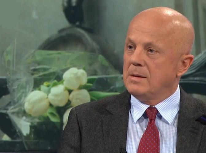 Marjan Miklavčič, bivši direktor vojaške obveščevalne službe