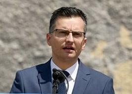 Šarec: A nácizmus és a fasizmus visszatért Szlovénia szomszédságába Šarec: A nácizmus és a fasizmus visszatért Szlovénia szomszédságába Marjan   arec Szlov  nia Slovenija