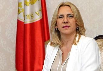 DISTRICT BH: Hot-spot ország lehet Bosznia-Hercegovina DISTRICT BH: Hot-spot ország lehet Bosznia-Hercegovina Predsjednica Republike Srpske   eljka Cvijanovi