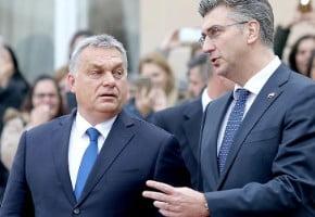CSEPPFOLYÓSÍTOTT GÁZ: Magyarország tulajdonrészt szeretne a horvát LNG-terminálban CSEPPFOLYÓSÍTOTT GÁZ: Magyarország tulajdonrészt szeretne a horvát LNG-terminálban orban plenkovic