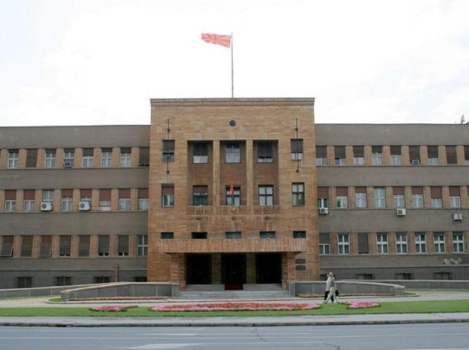 ELŐÁLLÍTÁSOK MACEDÓNIÁBAN: Bevitték Nikola Gruevszki több egykori munkatársát ELŐÁLLÍTÁSOK MACEDÓNIÁBAN: Bevitték Nikola Gruevszki több egykori munkatársát sobranje skoplje