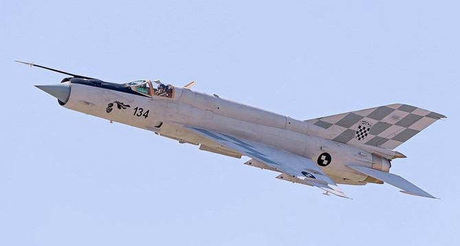 AZ IZRAELI FIASKÓ UTÁN: Horvátország új pályázatot ír ki harci repülőgépek beszerzésére AZ IZRAELI FIASKÓ UTÁN: Horvátország új pályázatot ír ki harci repülőgépek beszerzésére ukraine croatia mig 21
