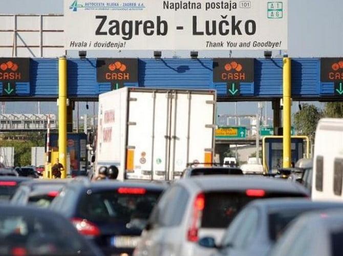 NYÁRI DÍJSZABÁS: A nyári hónapokban többet kell fizetni a horvát autópályákon NYÁRI DÍJSZABÁS: A nyári hónapokban többet kell fizetni a horvát autópályákon zagreb lucko cesta autocesta