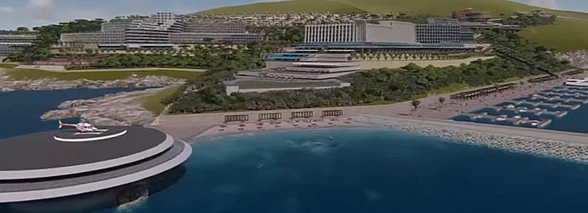 egy milliÁrd eurÓ: ennyit fektetnének be az arabok a montenegrói tengerparton EGY MILLIÁRD EURÓ: Ennyit fektetnének be az arabok a montenegrói tengerparton Turisticki kompleks Mavrijan
