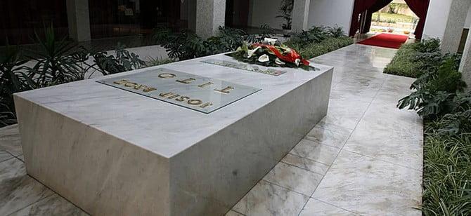 vÖrÖs csillag: magyar mintára tilthatják be szerbiában a vörös csillagot VÖRÖS CSILLAG: Magyar mintára tilthatják be Szerbiában a vörös csillagot tito grob sarkofag