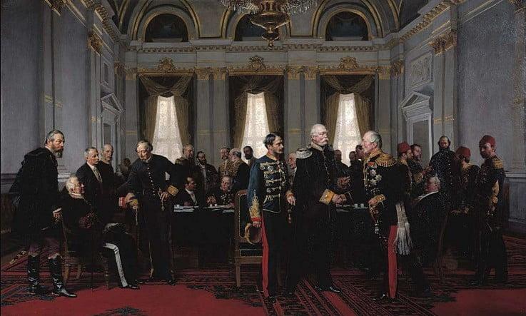 a 111. ÉvfordulÓ: az osztrák-magyar monarchia az oka a jelenlegi boszniai helyzetnek(?) A 111. ÉVFORDULÓ: Az Osztrák-Magyar Monarchia az oka a jelenlegi boszniai helyzetnek(?) berlini kongresszus