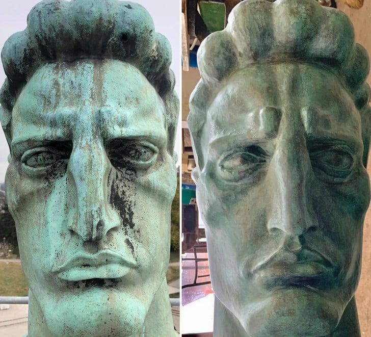 balkÁni abszurd: előfordulhat, hogy a belgrád jelképének számító szobor nem szerb, hanem albán férfit ábrázol BALKÁNI ABSZURD: Előfordulhat, hogy a Belgrád jelképének számító szobor nem szerb, hanem albán férfit ábrázol pobednik orr