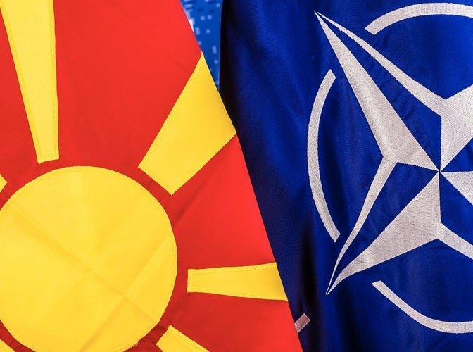 ÚJ CSALÁDTAG: Észak-Macedónia hivatalosan is a NATO tagja lett ÚJ CSALÁDTAG: Észak-Macedónia hivatalosan is a NATO tagja lett nato macedonia