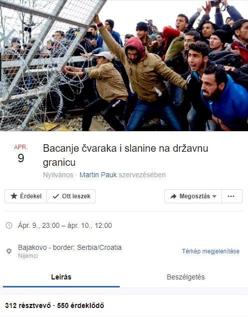 kerÍtÉs helyett: tepertővel, szalonnával és kolbásszal védené a határt egy horvát jobboldali politikus KERÍTÉS HELYETT: Tepertővel, szalonnával és kolbásszal védené a határt egy horvát jobboldali politikus teperto szalonna sonka kolbasz