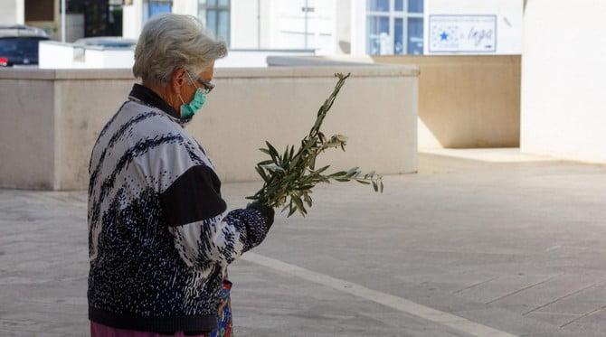 MISÉK ZÁRT AJTÓK MÖGÖTT: Rendőrök akadályozták meg a híveket, hogy részt vegyenek egy virágvasárnapi szentmisén MISÉK ZÁRT AJTÓK MÖGÖTT: Rendőrök akadályozták meg a híveket, hogy részt vegyenek egy virágvasárnapi szentmisén olajag