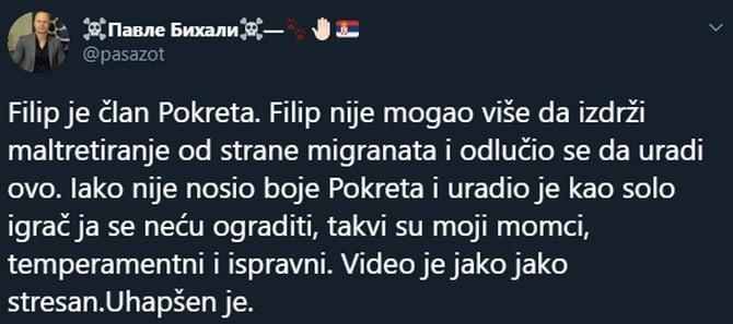 JÁRVÁNY ÉS ERŐSZAK: Autóval tört be egy migránsközpontba egy szerb férfi, a hivatal szerint ezért a közösségi média felelős JÁRVÁNY ÉS ERŐSZAK: Autóval tört be egy migránsközpontba egy szerb férfi, a hivatal szerint ezért a közösségi média felelős bihali