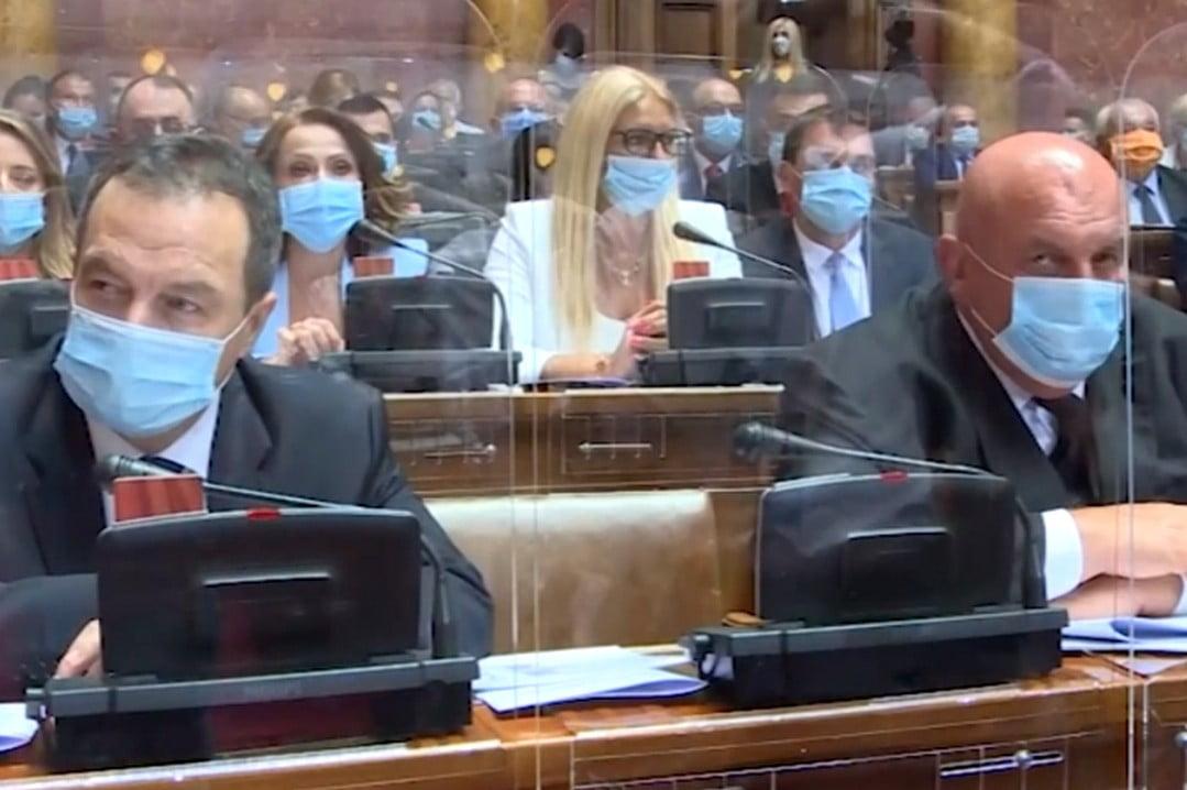 SZERB KÉTHARMAD: Megalakult az új szerb parlament SZERB KÉTHARMAD: Megalakult az új szerb parlament 2020 08 04 132810