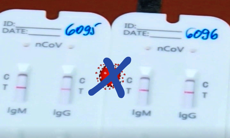 HALADTAK A KORRAL: PCR-teszteket is hamisítottak HALADTAK A KORRAL: PCR-teszteket is hamisítottak PCR megativ IMG 0568 kesz