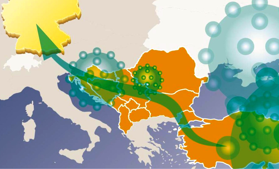 BALKÁNI ÚTVONAL: A legtöbb vírushordozó a Balkánról érkezik Németországba, ingyenesen tesztelik őket BALKÁNI ÚTVONAL: A legtöbb vírushordozó a Balkánról érkezik Németországba, ingyenesen tesztelik őket balkani utvonal