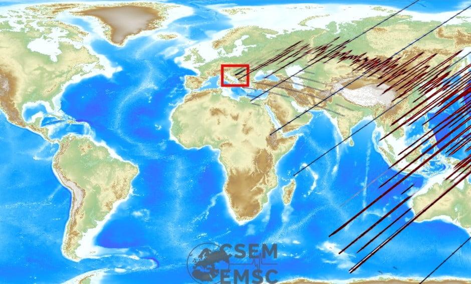 MEGINT MOZOG A FÖLD: Újabb földrengés rázta meg Bosznia-Hercegovinát MEGINT MOZOG A FÖLD: Újabb földrengés rázta meg Bosznia-Hercegovinát banja luka emsc