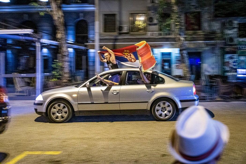 ELLENZÉKI GYŐZELEM(?) A montenegrói elnök szeretné kivárni a hivatalos végeredményt ELLENZÉKI GYŐZELEM(?) A montenegrói elnök szeretné kivárni a hivatalos végeredményt monenegro elelnzeki gyozelem