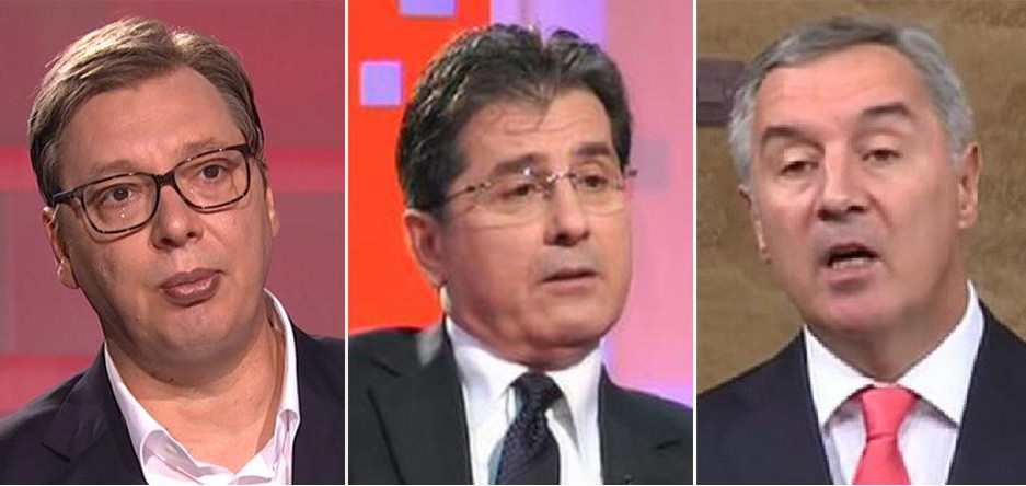 Đukanović BARÁTOK VAGY ELLENSÉGEK: Állítólag a montenegrói elnök finanszírozta a szerb elnök pártjának létrehozását 2008-ban harmas