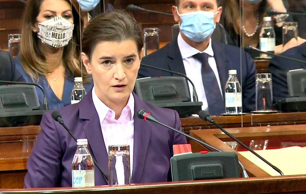 NEHÉZ SZÜLÉS: Megszavazta Ana Brnabić új kormányát a belgrádi parlament NEHÉZ SZÜLÉS: Megszavazta Ana Brnabić új kormányát a belgrádi parlament 2362461 screenshot 2 ff 11
