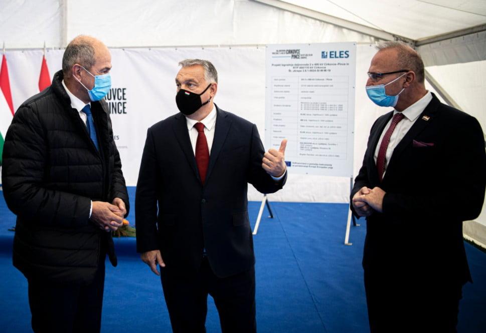 AZ ENERGIA ÉS KÖZÉP-EURÓPA: Távvezeték alapkövét tette le Magyarország és Szlovénia miniszterelnöke AZ ENERGIA ÉS KÖZÉP-EURÓPA: Távvezeték alapkövét tette le Magyarország és Szlovénia miniszterelnöke jansa orban radman