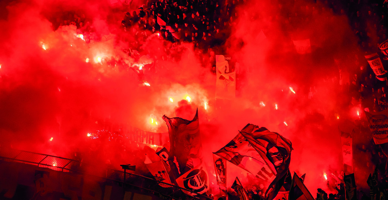 SPLITI FIESZTA: Felgyújtották az eget, a horvát belügyminiszter viszont összevonta a szemöldökét SPLITI FIESZTA: Felgyújtották az eget, a horvát belügyminiszter viszont összevonta a szemöldökét split felvonulasjpg