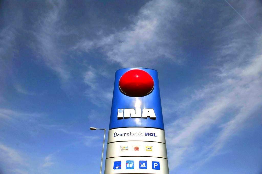 MOL: A horvátországi földrengés nem veszélyeztette az INA horvát olajipari vállalat olaj- és gáztermelését