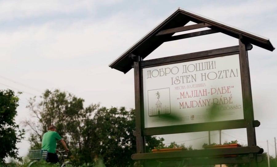 NÉPI JÁRŐRSÉG: A szerb migránsellenes csoport is felfigyelt arra, ami a szerb-román-magyar hármashatárnál történik