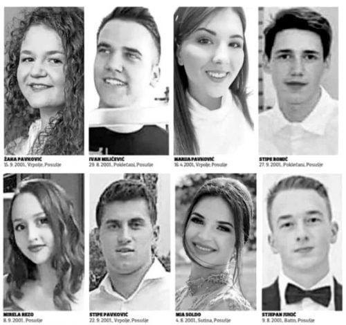 ORSZÁGOS GYÁSZNAP: Nyolc fiatal fulladt meg Bosznia-Hercegovinában, a kilencedik elment haza ORSZÁGOS GYÁSZNAP: Nyolc fiatal fulladt meg Bosznia-Hercegovinában, a kilencedik elment haza 2021 01 02 071542 500x470