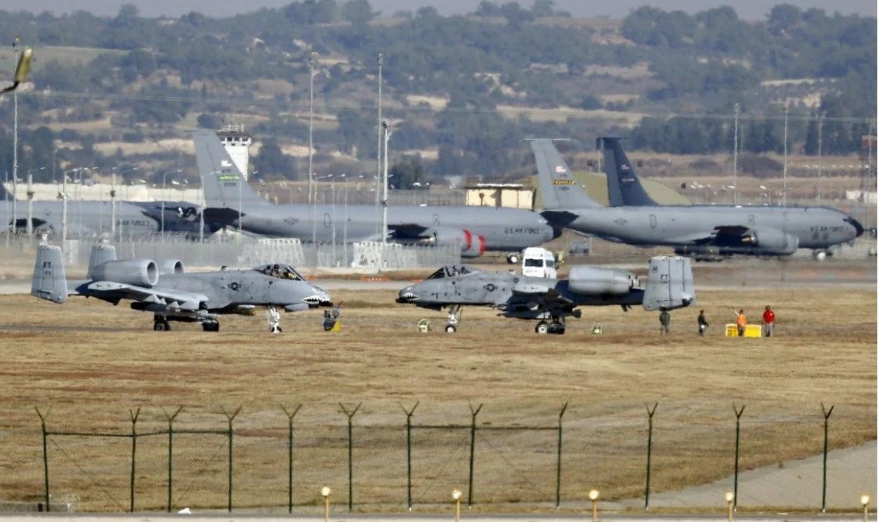 ELEMZŐI VÉLEMÉNY: Több amerikai katonát Görögországba, avagy felszámolják-e az incirliki bázist?