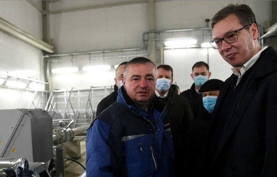 ÚJ ÉV, ÚJ GÁZ: Üzembe helyezték a Balkáni Áramlatot, Szerbiába már érkezik a gáz Bulgária felől