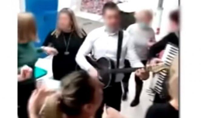 BULI ÉS BILI: Hogyan mulattak a nővérek az egyik horvátországi Covid-kórházban?