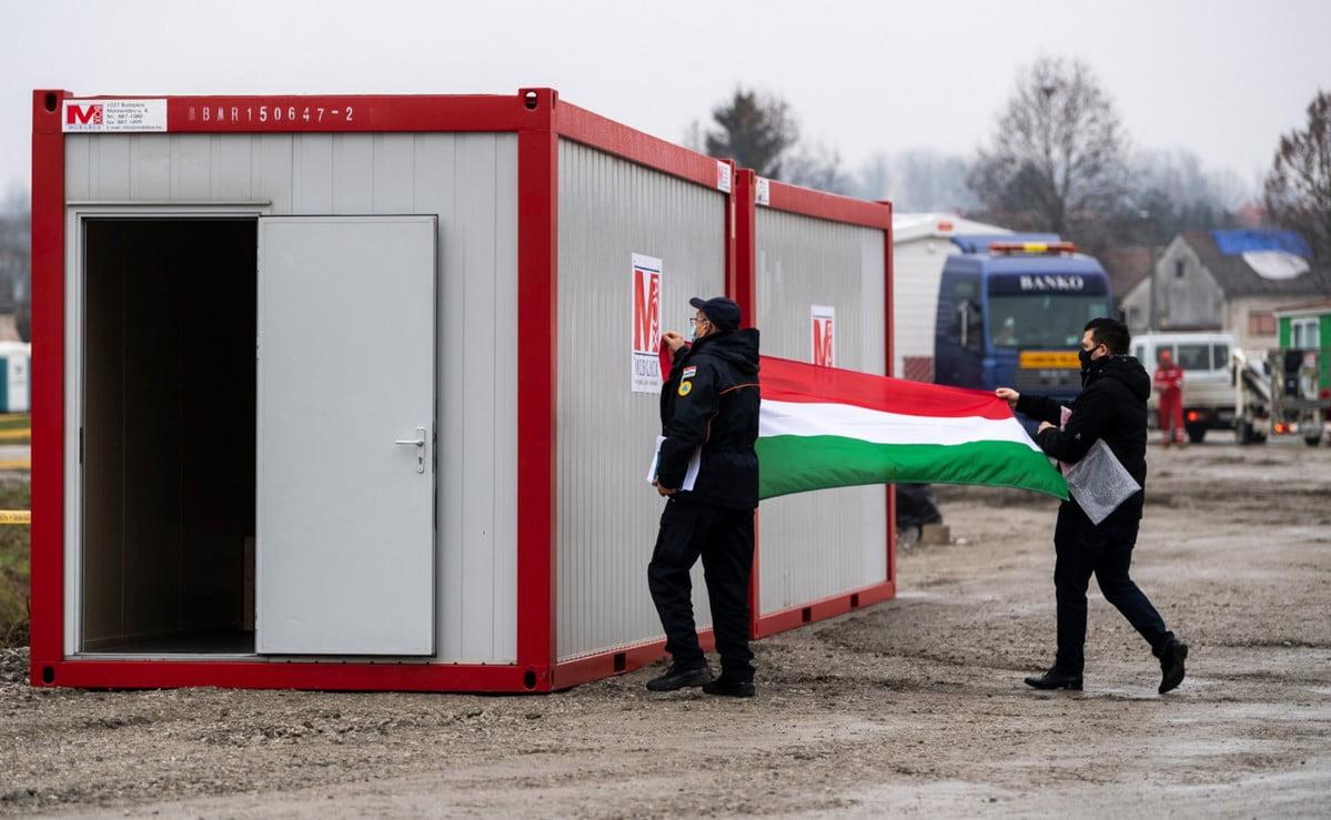 KATASZTRÓFA: Hiányolják, hogy az OTP még mindig nem nyitott ki Petrinjában
