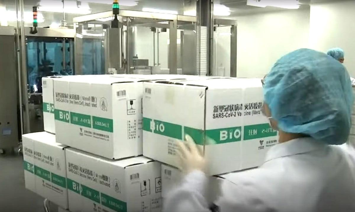 KÍNAI VAKCINA: Montenegró január végén elegendő mennyiségű vakcinát kap a Sinopharmtól