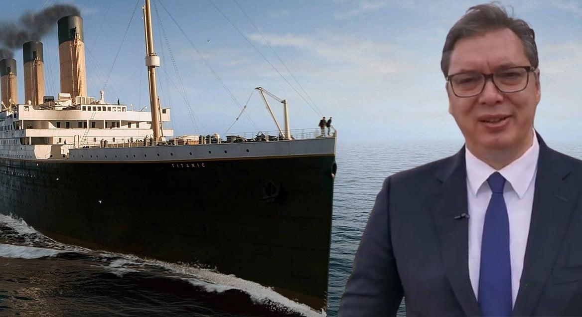 VERSENYÚSZÁS A VAKCINÁÉRT: A szerb elnök szerint a világ olyan, mint a Titanic, a gazdagok lenyúlják a csónakokat
