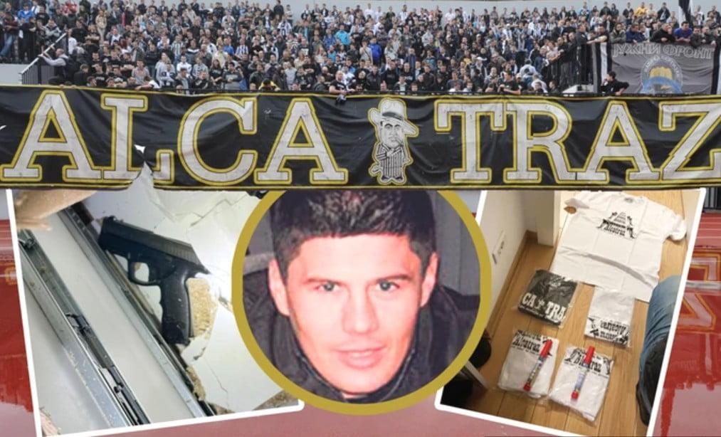 alcatraz ALCATRAZ PARTIZAN: Újabb szurkolói csoport vezetőjét tartóztatták le Belgrádban alcatraz s