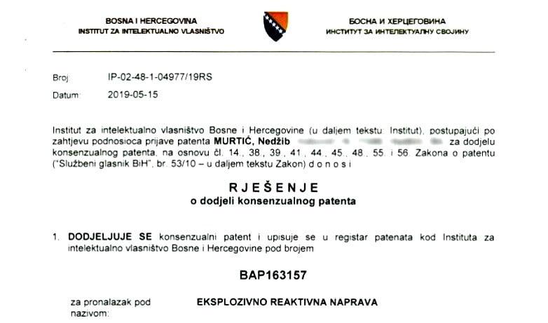 bosnyÁk atombomba: no, még csak ez hiányzott! BOSNYÁK ATOMBOMBA: No, még csak ez hiányzott! reaktivna naprava