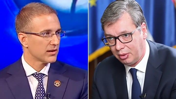 szerb BELGRÁDI VOLDEMORT: Főkolompos-e a szerb védelmi miniszter? Stefanovi  Vu i  1 COVER