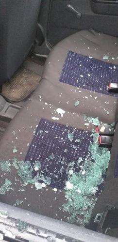 migráns MAJDÁNY: A migránsok egyre agresszívabbak, kétszázat elvittek a rendőrök auto kar 243x500