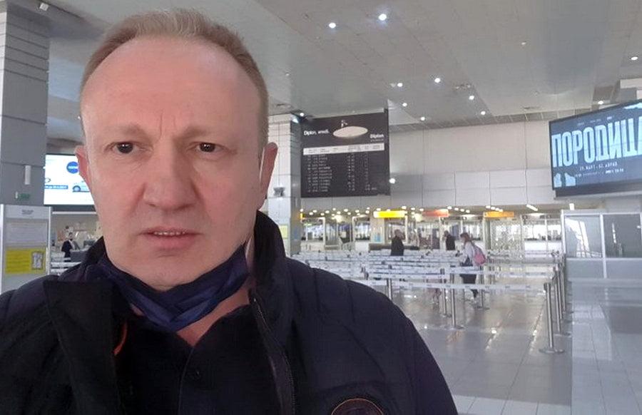 Đilas ELMENEKÜLT? Londonba emigrált a szerb ellenzéki vezető, három napra djilas london
