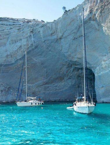 COVID-ÚTLEVÉL: Akit beoltanak, az nyaralhat Görögországban nyaral COVID-ÚTLEVÉL: Akit beoltanak, az nyaralhat Görögországban milos 378x500