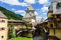 GONDTALAN NYARALÁS: Nem csak síparadicsom, nyaralás Ausztriában magyar árakon Burg Moosham 200x133