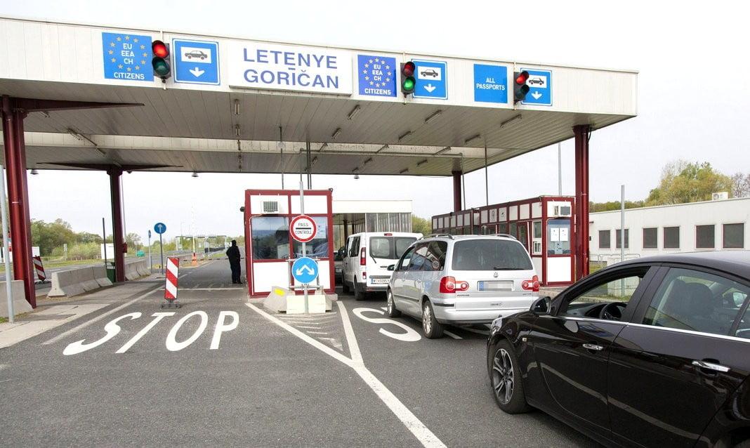 ÚJ SZABÁLYOK: A horvátországi beutazás feltételei április 1-től letenye gorican