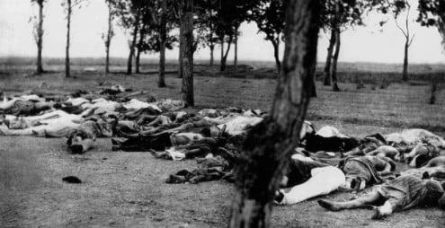 BALKÁNI VONATKOZÁSOK: Az örmény népirtás-vita margójára ormeny meszarlas