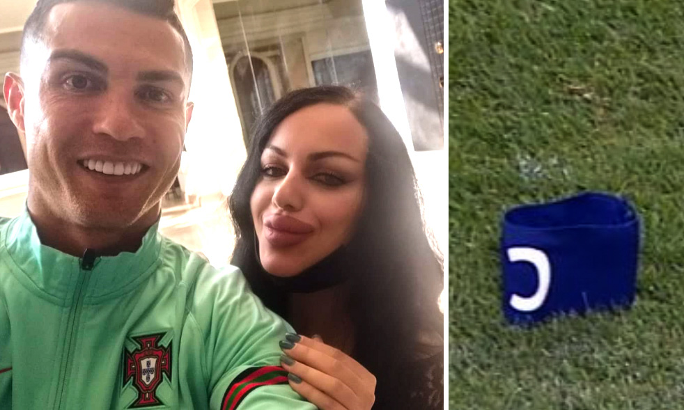 DÖNTETLEN: Hogy lett egy szerb tűzoltó a portugál válogatott csapatkapitánya? + 1 vitatott szépségű hölgy ronaldo biljana