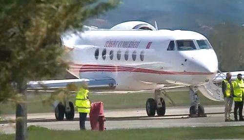 IRÁNYÍTÁS: Helyreállt a forgalom a tiranai repülőtéren, a törökök besegítenek albán IRÁNYÍTÁS: Helyreállt a forgalom a tiranai repülőtéren, a törökök besegítenek torok alban repter 500x288