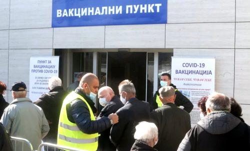 ÚJABB ADOMÁNY: Szerbia tízezer vakcinát küldött a szarajevói kantonnak vakcinacija 500x303