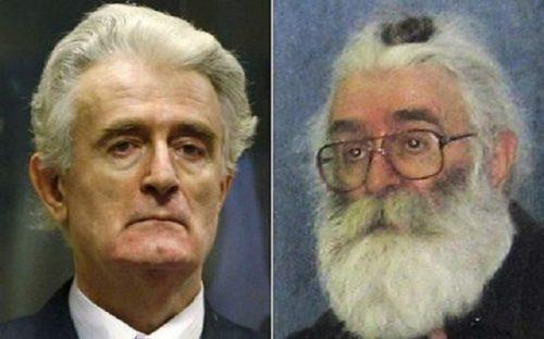 karadžić BÖRTÖNFRÁSZ: Egy brit börtönben éli le maradék éveit Radovan Karadžić Karadzic Dabic 500x312