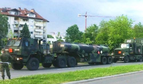 nato TEHLİKELİ ASKERİ OYUNLAR: Sırbistan Cumhuriyeti'nde Amerikan askeri tatbikatı, aynı daha sonra Sırp ordusunda ABD askeri tatbikatı yapabilir 500x293