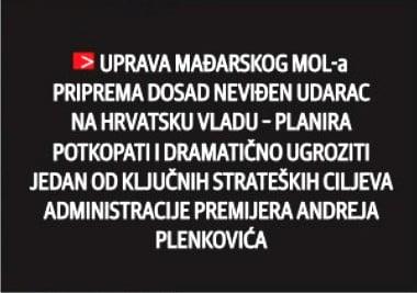 OLAJOS POLITIKA: És egy arculcsapás a Zágráb-Budapest vonalon, avagy mit is ír a Nacional?  OLAJOS POLITIKA: És egy arculcsapás a Zágráb-Budapest vonalon, avagy mit is ír a Nacional? mol nacional keretes