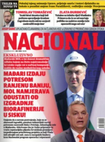 OLAJOS POLITIKA: És egy arculcsapás a Zágráb-Budapest vonalon, avagy mit is ír a Nacional? plenkovic orban p 370x500