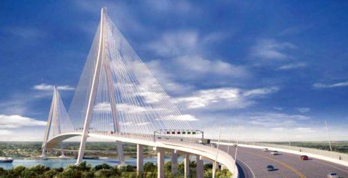 AYNI ZAMANDA İKİ: Çinliler, Novi Sad köprüsüne her iki Tuna köprüsünü inşa etti İKİ: Çinliler, Novi Sad'da her iki Tuna köprüsünü de inşa etti 500x256